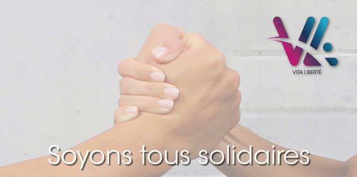 Soyons tous solidaires
